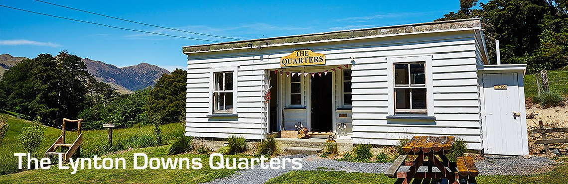 The Lynton Downs Quarters